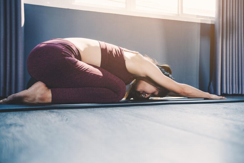 Respirazione Power yoga